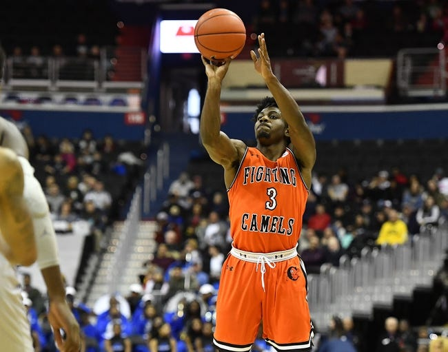 NCAA BB | Alabama State Hornets (2-8) vs. Campbell Fighting Camels (5-6)
