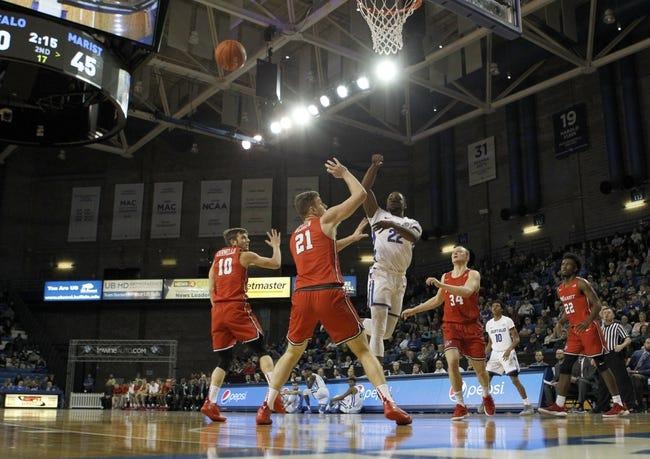 NCAA BB | Vermont at UMBC