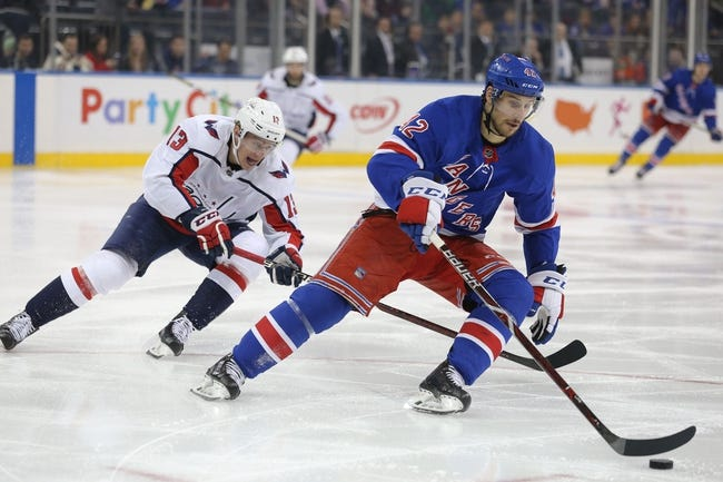 NHL | New York Rangers at Washington Capitals