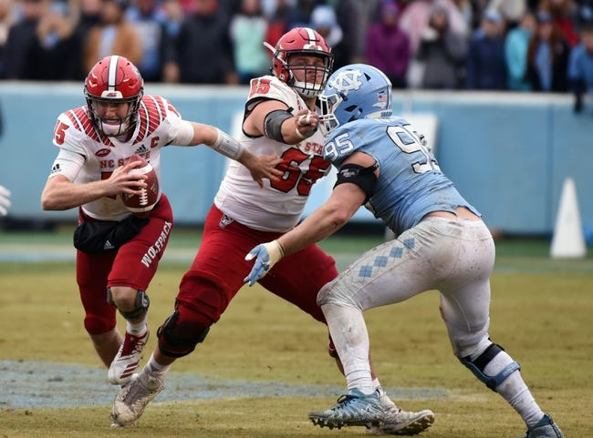 Texas A&M vs. NC State - Gator Bowl - 12/31/18 College Football Pick, Odds, and Prediction