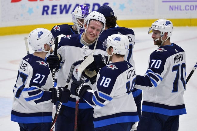 Winnipeg Jets vs. St. Louis Blues - 12/7/18 NHL Pick, Odds, and Prediction