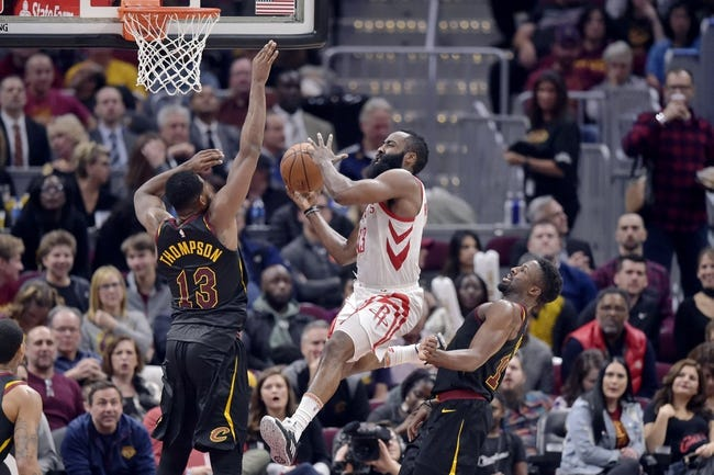 NBA | Cleveland Cavaliers at Houston Rockets