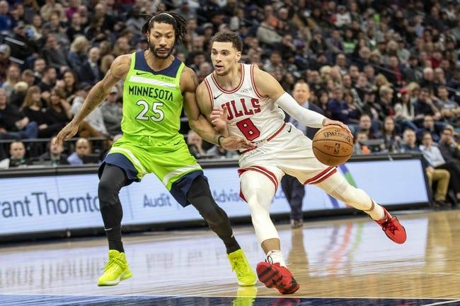 NBA | Minnesota Timberwolves (15-18) at Chicago Bulls (9-25)