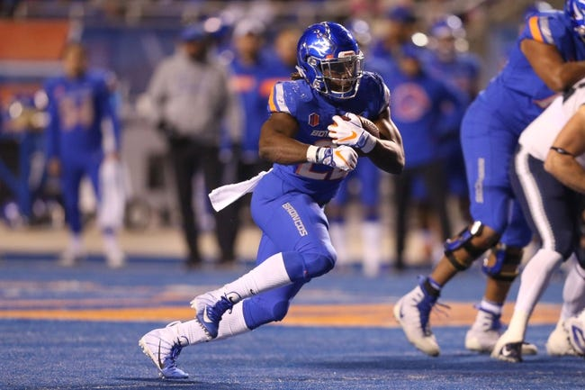 CFB | Boston College Eagles (7-5) at Boise State Broncos (10-3)