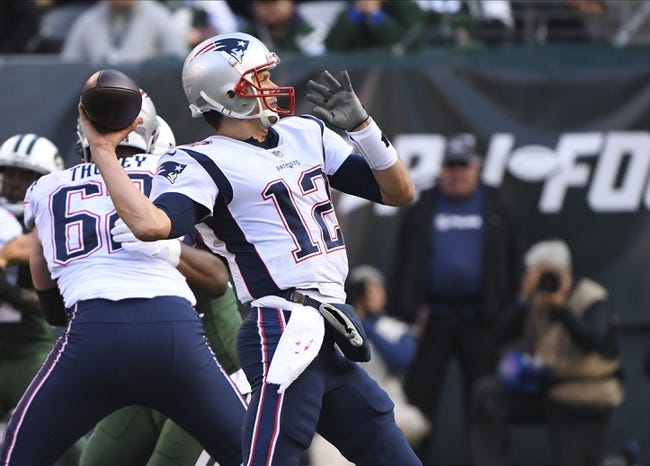 NFL | Minnesota Vikings (6-4-1) at New England Patriots (8-3)