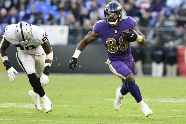 Baltimore Ravens at Atlanta Falcons - 12/2/18 NFL Pick, Odds, and Prediction
