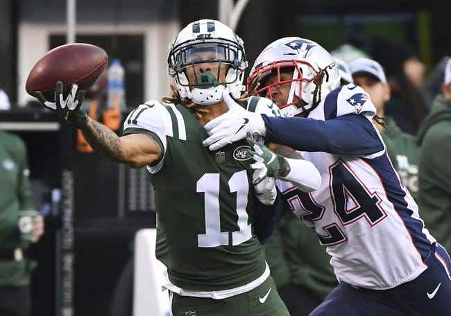 NFL | New York Jets (4-11) at New England Patriots (10-5)