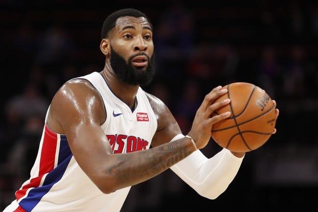 NBA | New York Knicks (7-14) at Detroit Pistons (10-7)