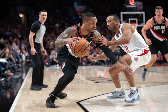 NBA | Portland Trail Blazers (16-13) at Los Angeles Clippers (17-12)