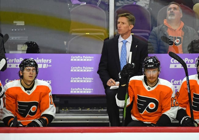 NHL | Ottawa Senators at Philadelphia Flyers