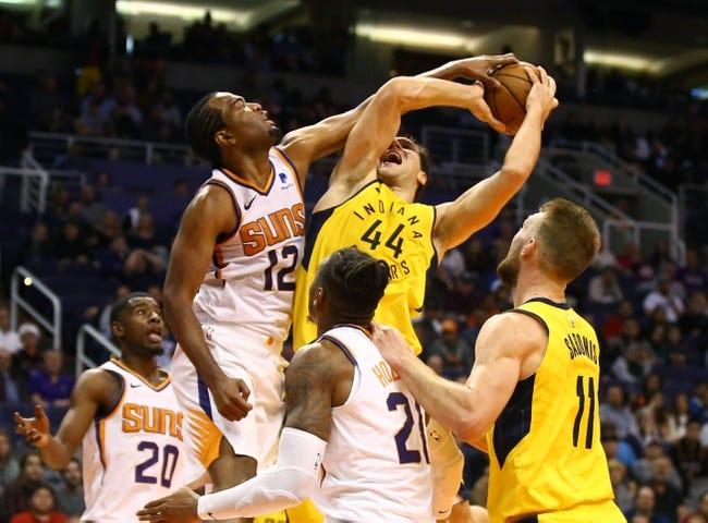 NBA | Phoenix Suns at Indiana Pacers