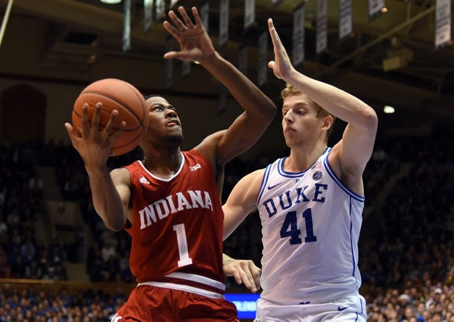 Penn State vs. Indiana - 12/4/18 College Basketball Pick, Odds, and Prediction