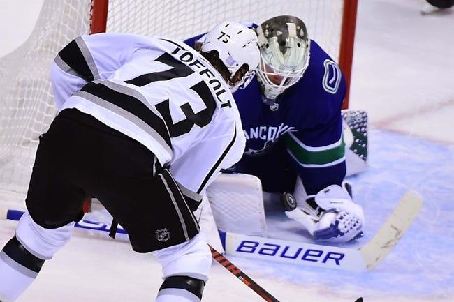 NHL | Vancouver Canucks at Los Angeles Kings