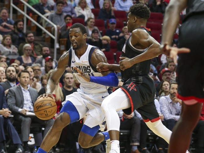 Dallas Mavericks vs. Houston Rockets - 12/8/18 NBA Pick, Odds, and Prediction