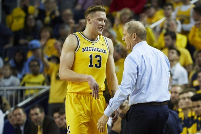 Michigan vs. Purdue - 12/1/18 College Basketball Pick, Odds, and Prediction