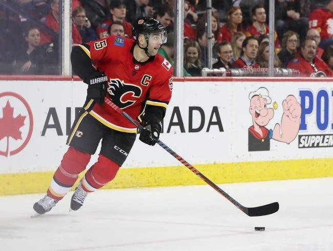 NHL | Calgary Flames (22-10-2) at Dallas Stars (16-14-3)