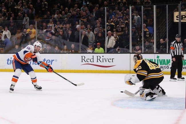 NHL | New York Islanders at Boston Bruins
