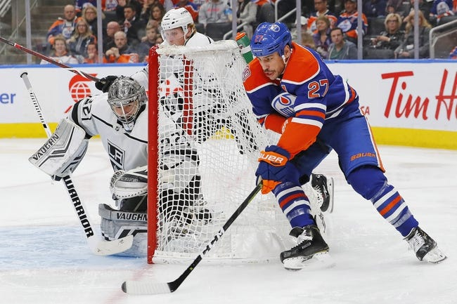 NHL | Los Angeles Kings - Edmonton Oilers