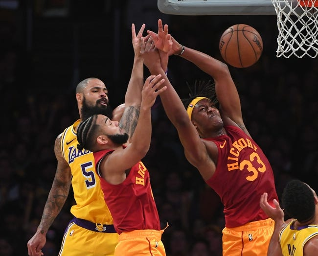 NBA   L.A. Lakers at Indiana Pacers