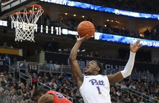 Pittsburgh Vs Duke 1 22 19 College Basketball Pick Odds And
