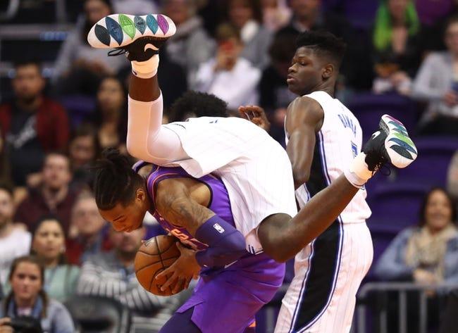 NBA   Phoenix Suns (8-26) at Orlando Magic (14-18)
