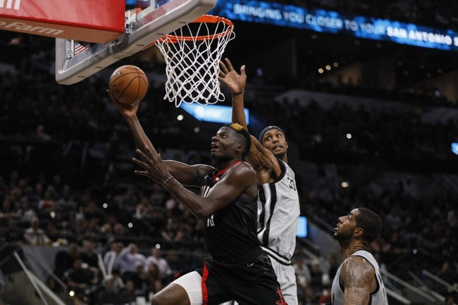 NBA   San Antonio Spurs (18-15) at Houston Rockets (16-15)