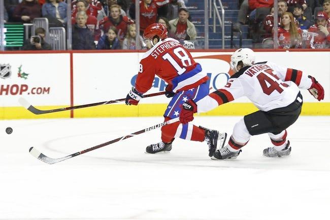 db58858ab57 Washington Capitals vs. New Jersey Devils - 3 8 19 NHL Pick