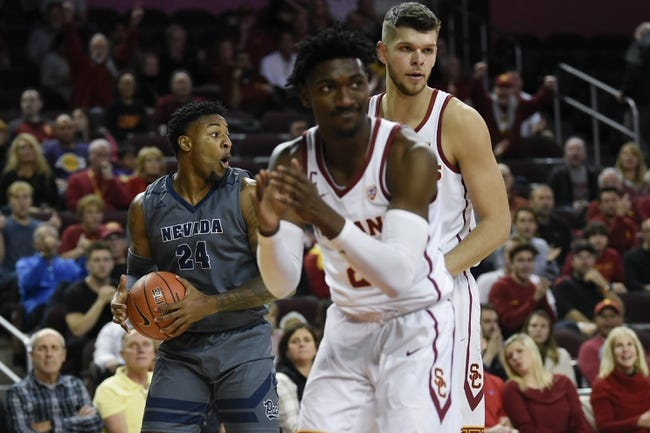 NCAA BB | Akron Zips (7-4) at Nevada Wolf Pack (11-0)