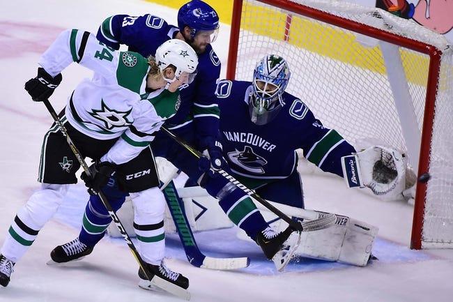 NHL | Vancouver Canucks at Dallas Stars