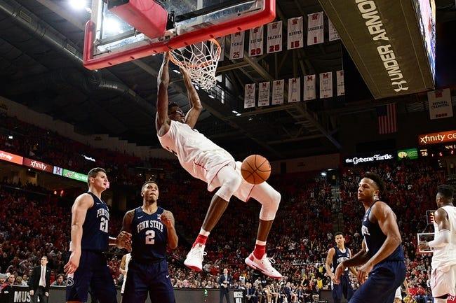 NCAA BB | Maryland at Penn State