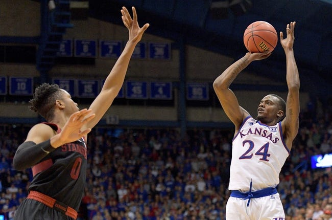 Kansas vs. Wofford - 12/4/18 College Basketball Pick, Odds, and Prediction