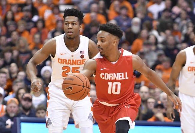 NCAA BB | Princeton at Cornell