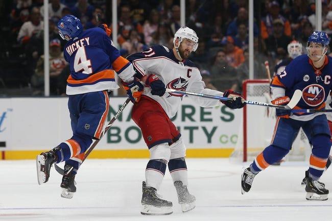 NHL | New York Islanders at Columbus Blue Jackets