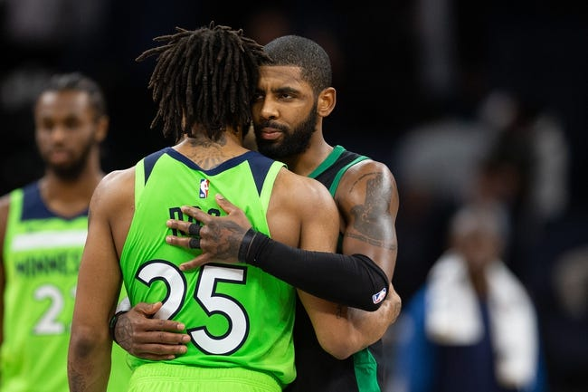 NBA | Minnesota Timberwolves (17-20) at Boston Celtics (21-15)