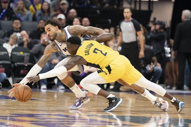 NBA | Sacramento Kings (12-11) at Indiana Pacers (15-10)