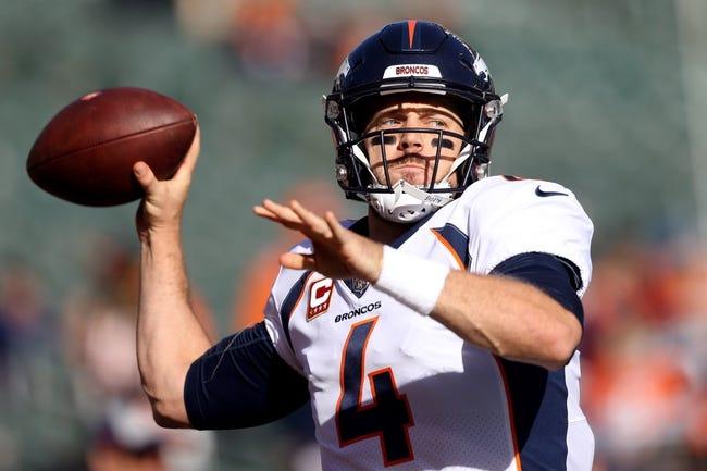 NFL | Denver Broncos (6-6) at San Francisco 49ers (2-10)