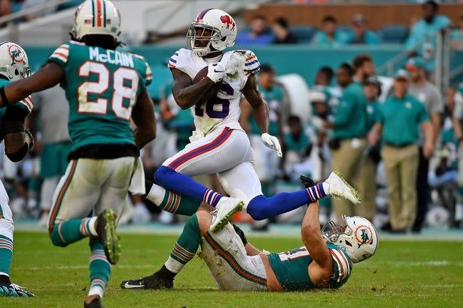 NFL | Miami Dolphins (7-8) at Buffalo Bills (5-10)