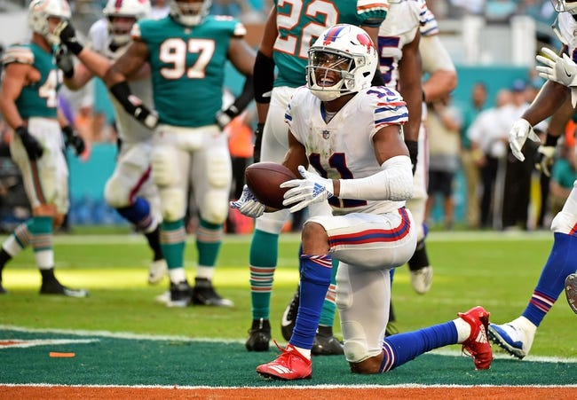 NFL | Miami Dolphins (7-8) at Buffalo Bills (5-10)