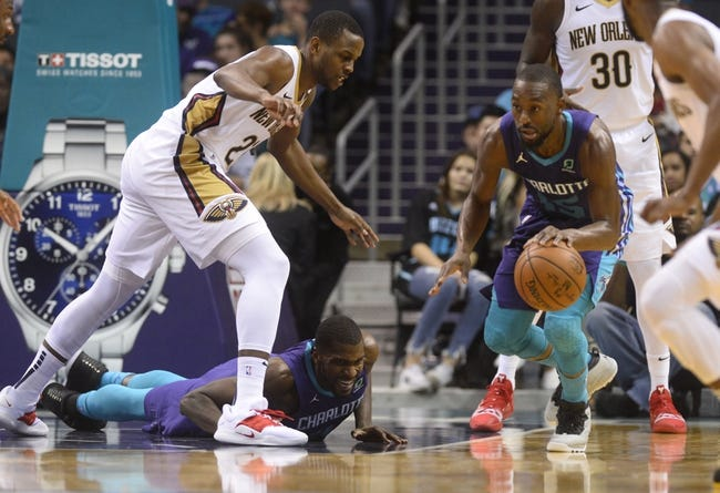 NBA | Charlotte Hornets at New Orleans Pelicans