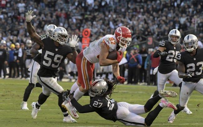 NFL | Oakland Raiders (4-11) at Kansas City Chiefs (11-4)