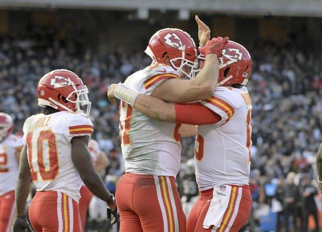Kansas City Chiefs vs. Baltimore Ravens - 12/9/18 NFL Pick, Odds, and Prediction