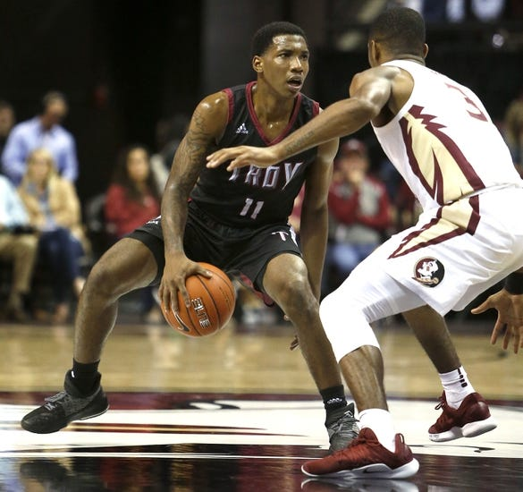 NCAA BB | Troy at UALR