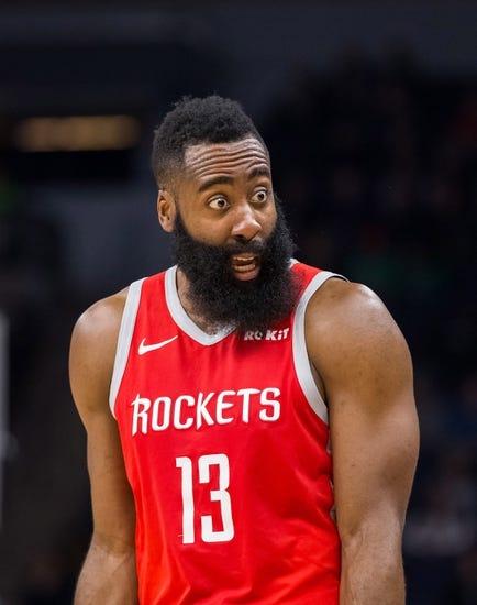 NBA | Houston Rockets at Minnesota Timberwolves
