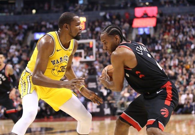 NBA | Golden State Warriors at Toronto Raptors