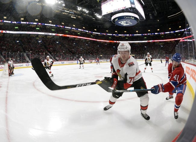 Ottawa Senators vs. Montreal Canadiens - 12/6/18 NHL Pick, Odds, and Prediction