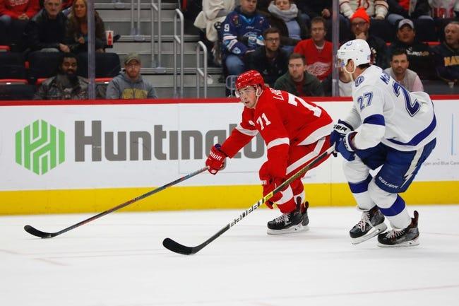NHL | Detroit Red Wings at Tampa Bay Lightning