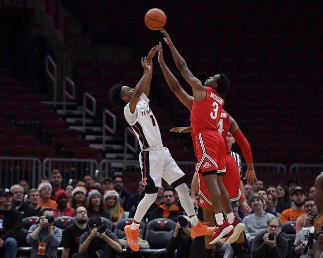 NCAA BB | Illinois at Ohio State