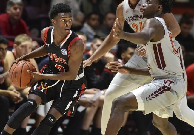 NCAA BB | VMI vs. Western Carolina