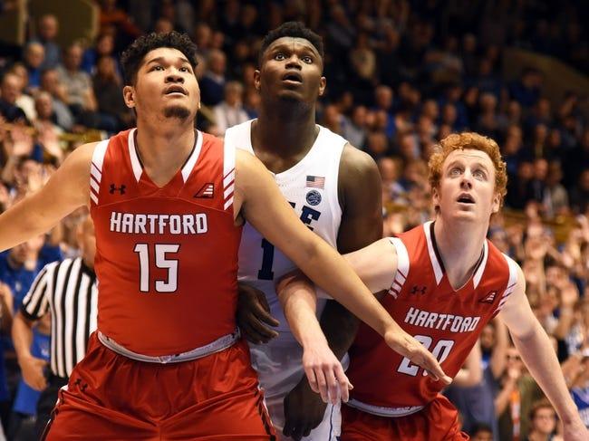NCAA BB | Hartford at UMBC