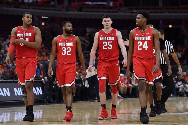 NCAA BB | Youngstown State Penguins (4-8) at Ohio State Buckeyes (9-1)
